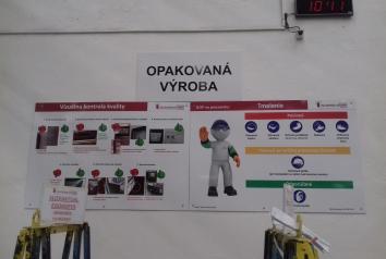 Vynovené pracovné prostredie s dôrazom na kvalitu a bezpečnosť